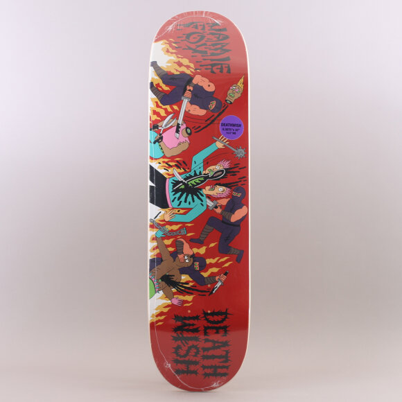 Deathwish - Deathwish TK Revenge The Ninja Skateboard