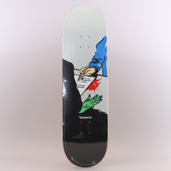 Polar - Polar Nick Boserio Lifetime Deal Skateboard