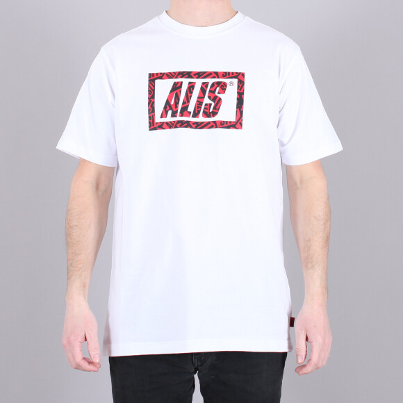Alis - Alis Sticker Game Stencil Tee Shirt