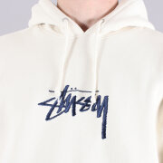 Stüssy - Stussy Stock Logo App Hood Sweatshirt