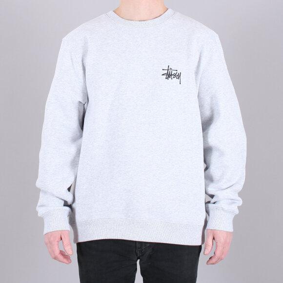 Stüssy - Stussy Basic Sweatshirt