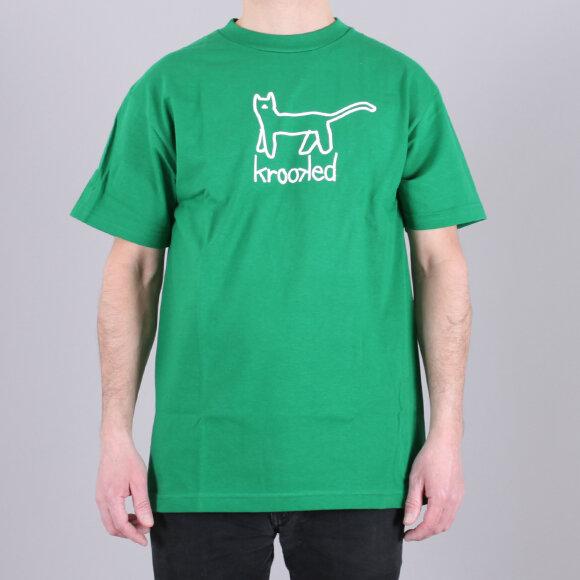 Krooked - Krooked Big Kat Tee Shirt
