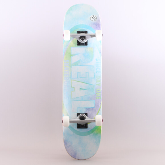 Real - Real Oval Watercolor Komplet Skateboard