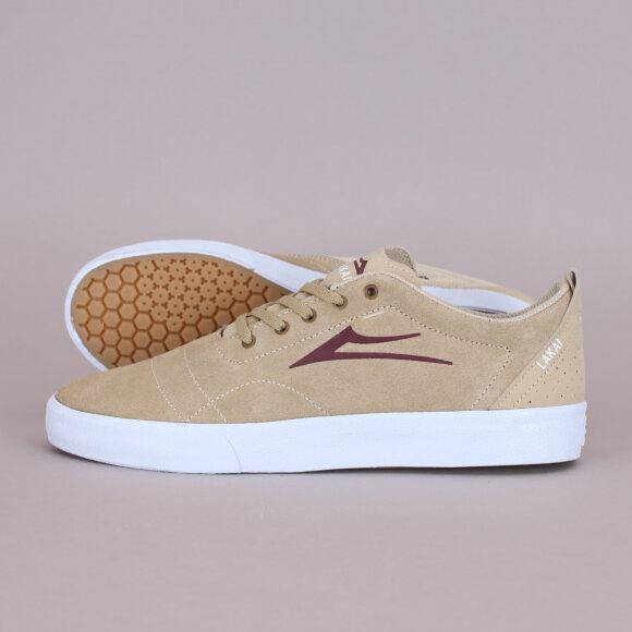 Lakai - Lakai Bristol Tan Skate Sko