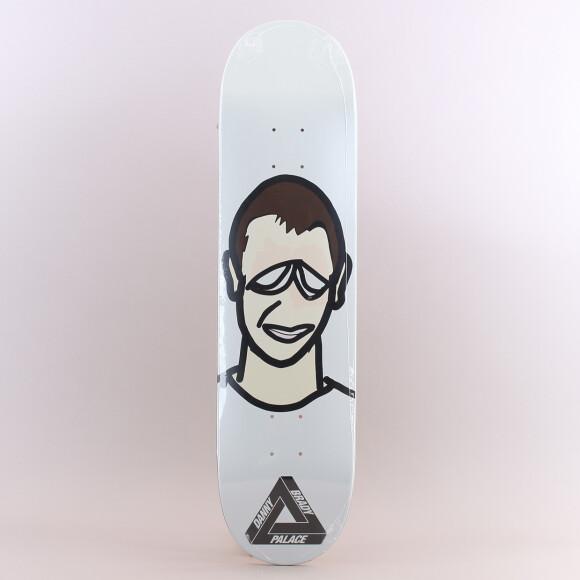 Palace - Palace Brady White Skateboard