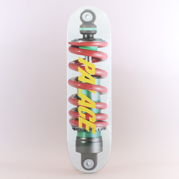 Palace - Palace Shock Yellow Skateboard