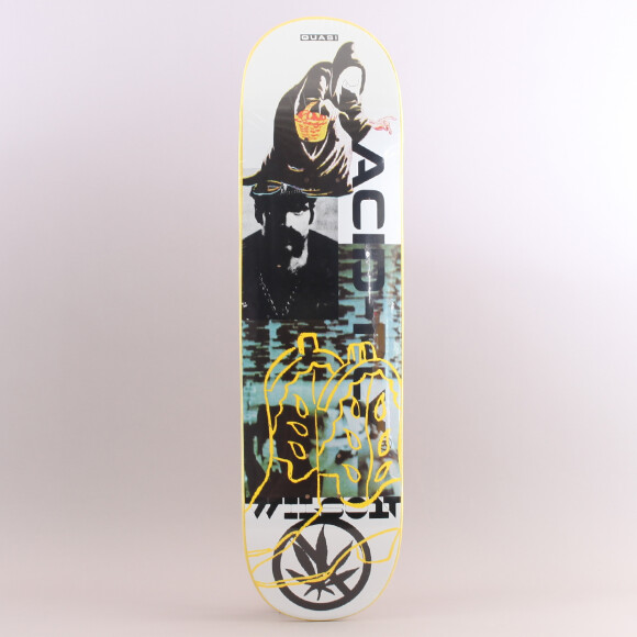 Quasi - Quasi Wilson Skateboard