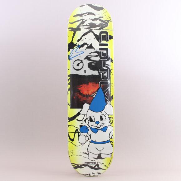 Quasi - Quasi De Keyzer Skateboard