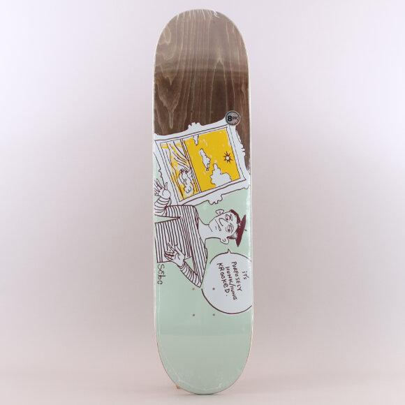 Krooked - Krooked Sebo Purposely Skateboard