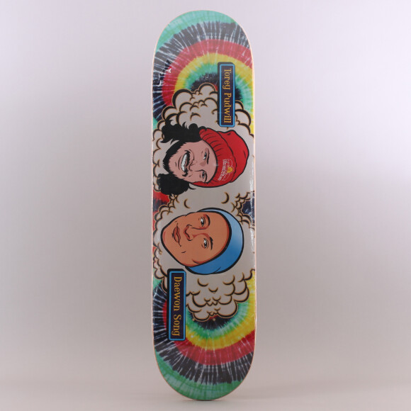 Thank You - Thank You Buddies Skateboard