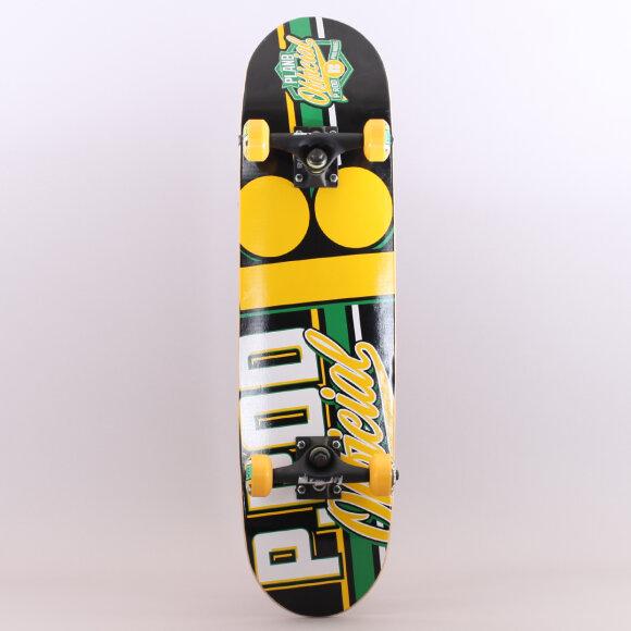 Plan B - Plan B Rodriguez Skewed Komplet Skateboard