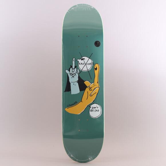 Krooked - Krooked Cromer Dont Be Sad Skateboard