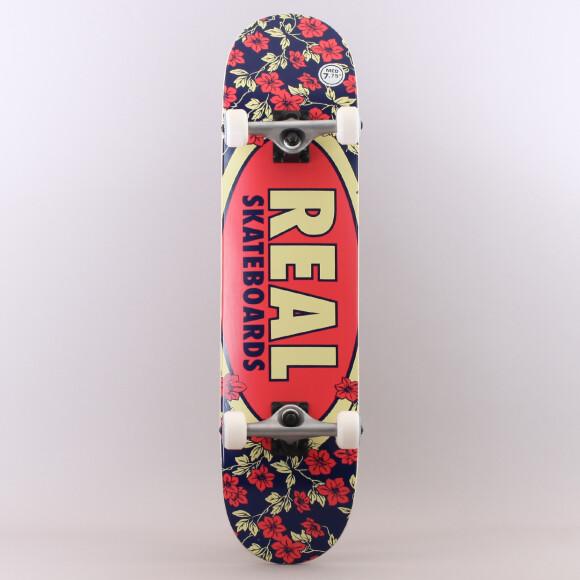 Real - Real Samlet Oval Blossoms Skateboard