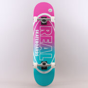 Real - Real Samplet Oval Outliners Skateboard