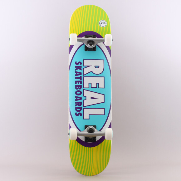 Real - Real Complete Oval Rays Skateboard