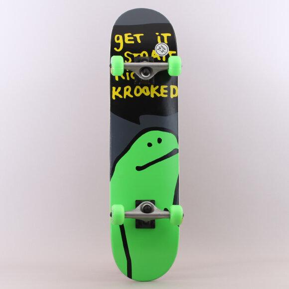 Krooked - Krooked Komplet Team Shmoo Skateboard