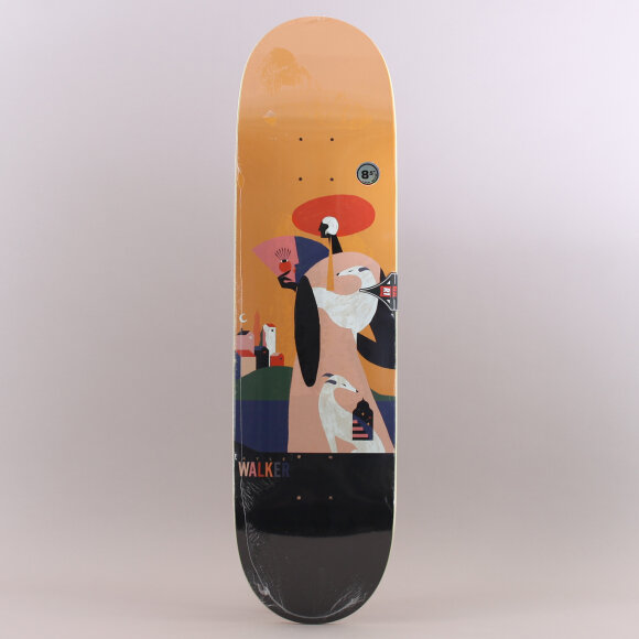 Real - Real Walker X Willian Skateboard