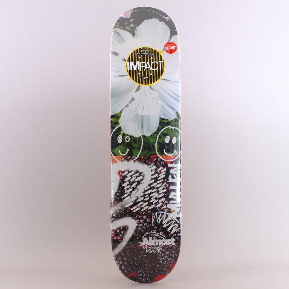 Almost - Almost Mullen In Bloom Impact Skateboard