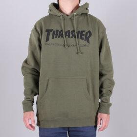 Thrasher - Thrasher Skate Mag Hood Sweatshirt