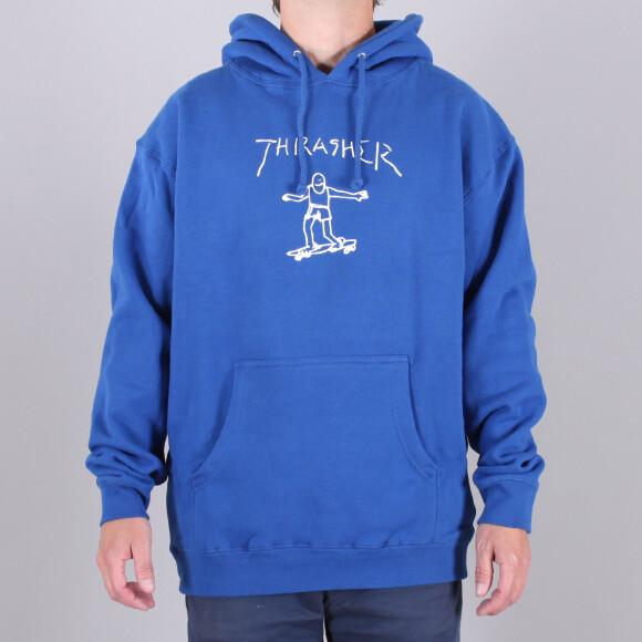 Thrasher - Thrasher Gonz Hood Sweatshirt