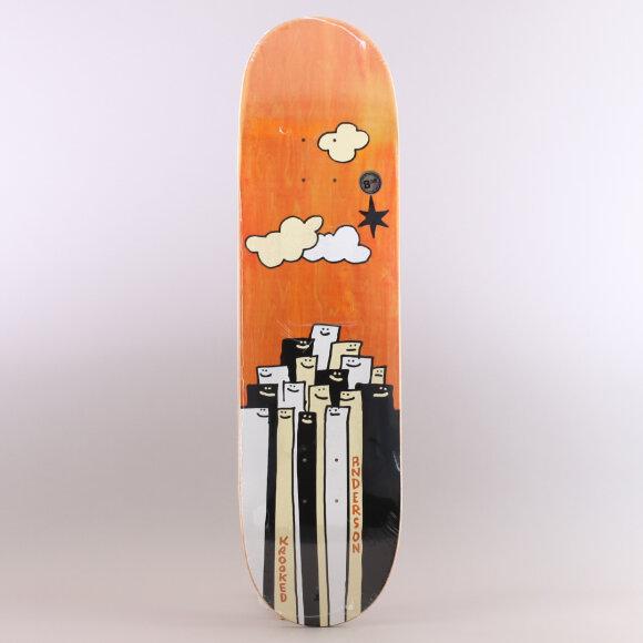Krooked - Krooked Anderson Gathering Skateboard