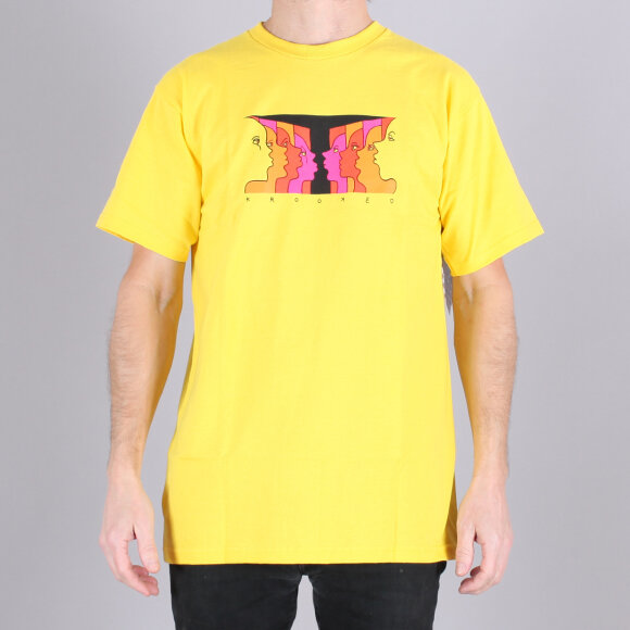 Krooked - Krooked Face Off Tee Shirt
