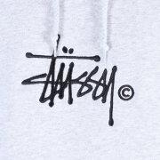 Stüssy - Stüssy Copyright Stock App. Hood Sweatshirt