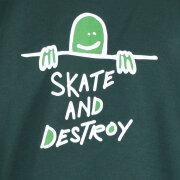 Thrasher - Thrasher Gonz Sad Logo Sweatshirt