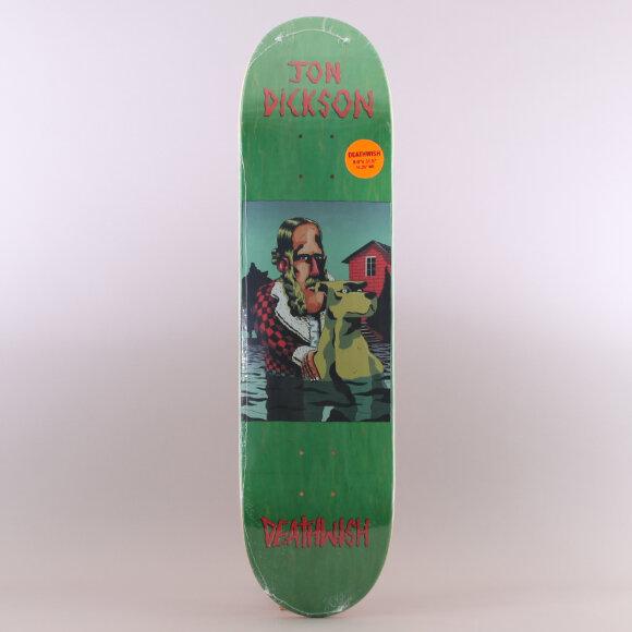 Deathwish - Deathwish Jon Dickson Skateboard