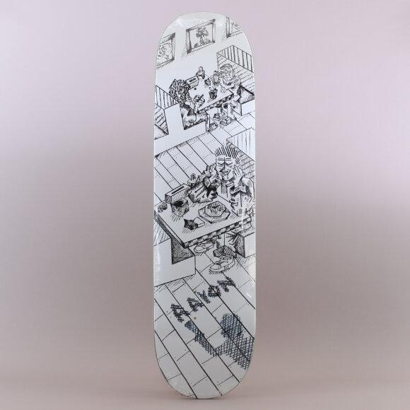 Polar - Polar Aaron Herrington Diner Skateboard