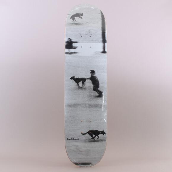 Polar - Polar Paul Grund Dog Studies  Skateboard