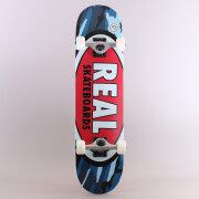 Real - Real Komplet Oval Camo Skateboard