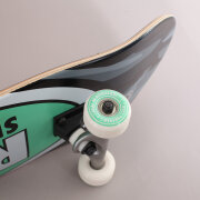 Real - Real Samlet Oval Camo Skateboard