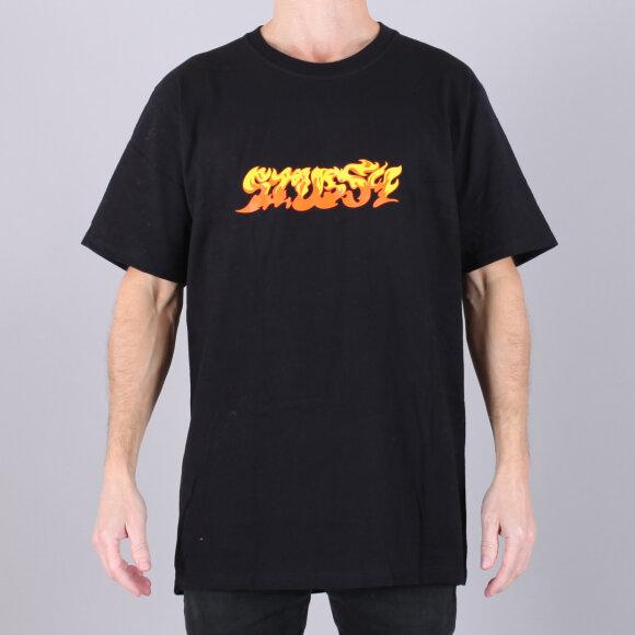Stüssy - Stüssy Flames Tee Shirt