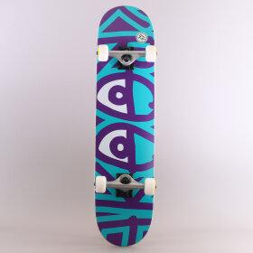 Krooked - Krooked Komplet Bigger Eyes Skateboard
