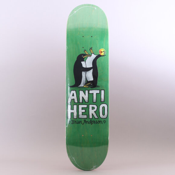 Antihero - Anti Hero Brian Anderson Lovers Skateboard
