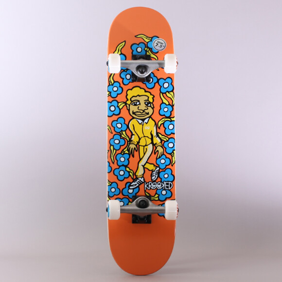 Krooked - Krooked Komplet Flowers Skateboard