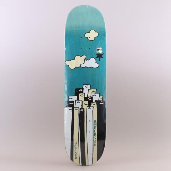 Krooked - Krooked Manderson Gathering Skateboard