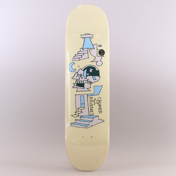 Krooked - Krooked Cromer Half Moon Skateboard
