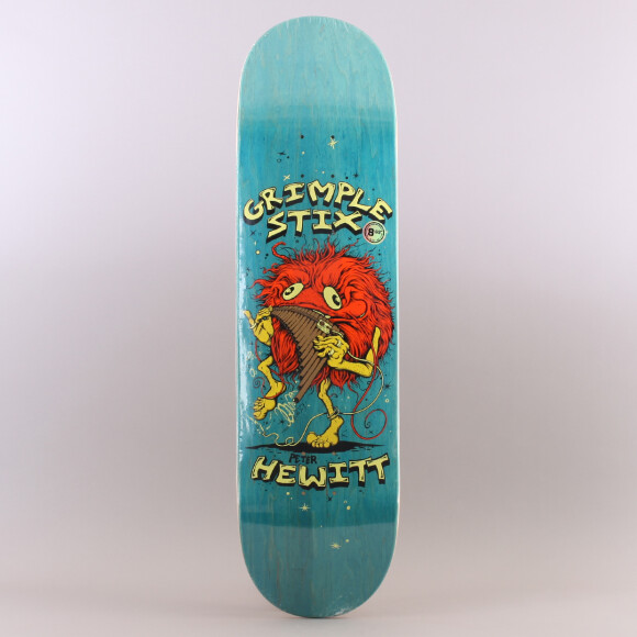 Antihero - Anti Hero Peter Hewitt grimple Stix Skateboard