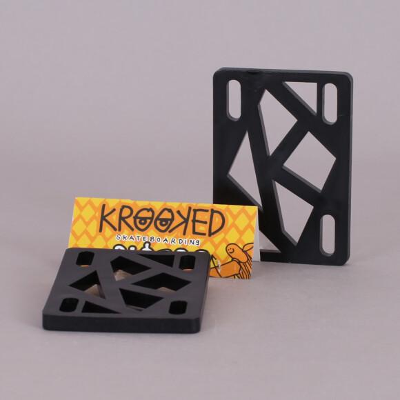 "Krooked - Krooked Riser Pads 1/4"""