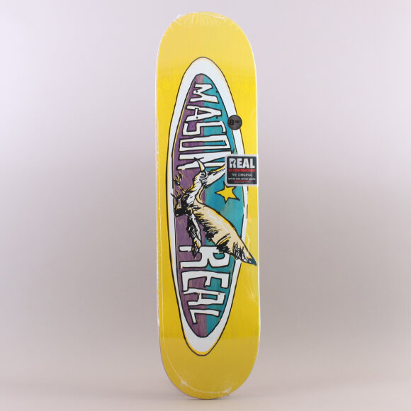 Real - Real Mason Oval Skateboard