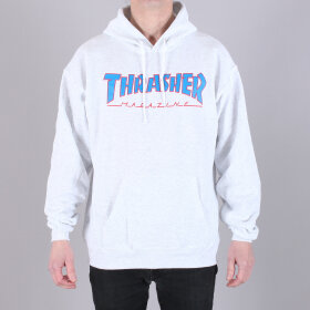 Thrasher - Thrasher Outlined Hood Sweatshirt