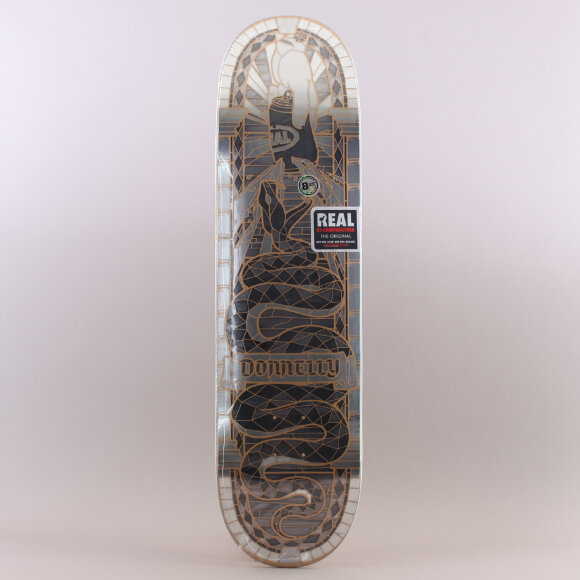 Real - Real Ishod Donnelly Skateboard
