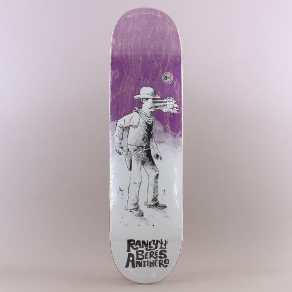 Antihero - AntiHero Raney Beres West Wasnt Skateboard