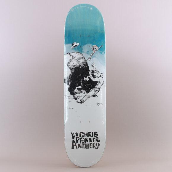 Antihero - Antihero Chris Pfanner Skateboard
