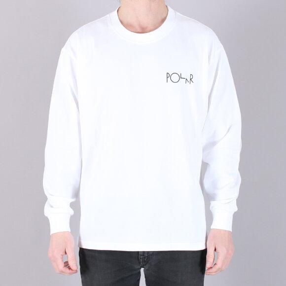 Polar - Polar Sequence Fill Logo L/S T-Shirt