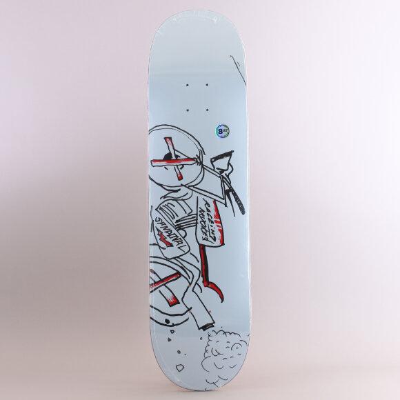 Krooked - Krooked Sandoval Racer Skateboard