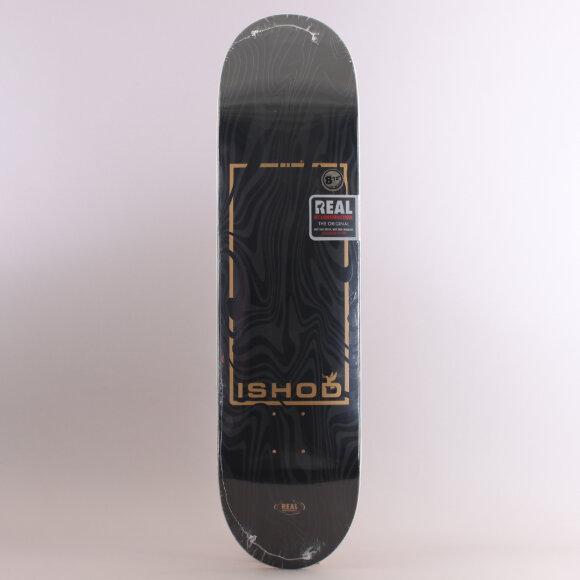 Real - Real Ishod Wair Marble Skateboard