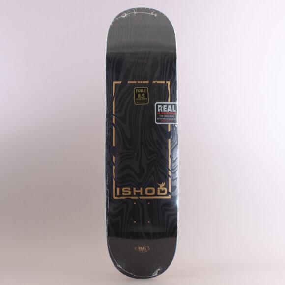 Real - Real Ishod Wair Marble Dove Skateboard